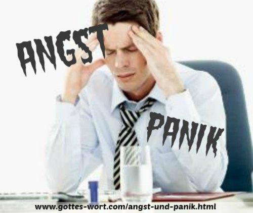 Angst und Panik
