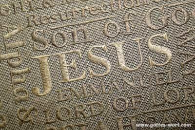 Die Namen des HERRN Jesus