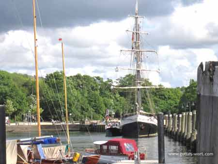 Segelschiffe- Flensburg, Schleswig