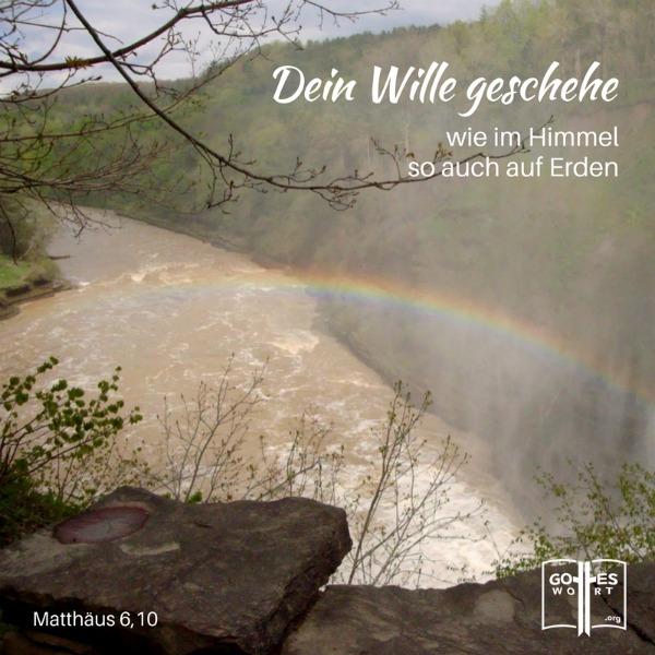 Dieses Gebet wird jeden Sonntag weltweit wiederholt. Glauben wir auch, dass das, was wir wiederholen, tatsächlich passieren wird? http://www.gottes-wort.com/vater-unser.html