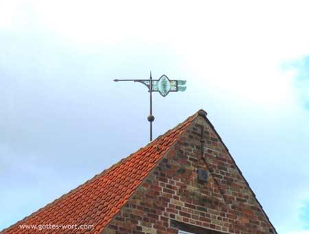 Wetterfahne - Bredstedt, Schleswig