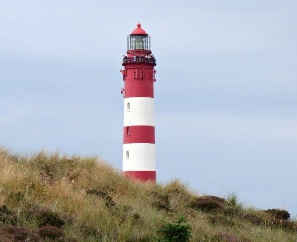 Leuchtturm - Insel Amrum, Nordfriesland