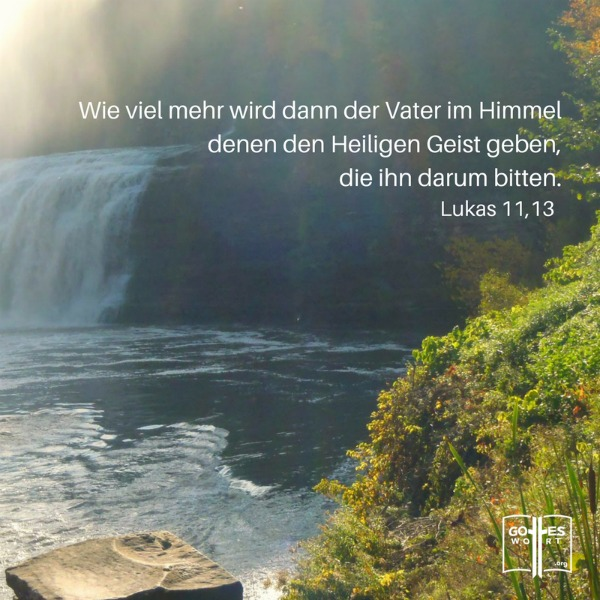 Mit der Taufe des Heiligen Geistes wirst du auch ein besseres Verständnis für Gottes Wort bekommen. https://www.gottes-wort.com/heiligen-geistes.html
