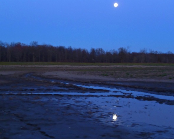 Mondaufgang, Ontario, Kanada