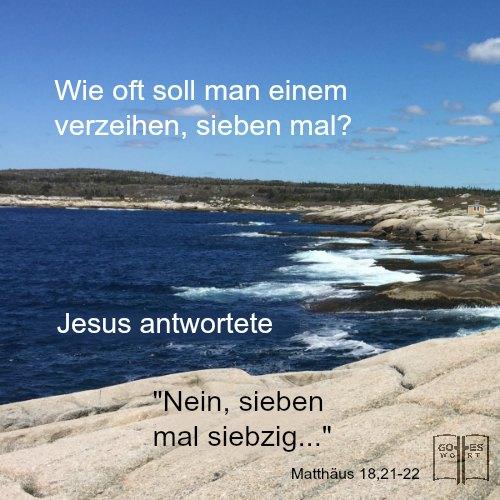 Viele Christen meinen wenn eine Verfehlung statt findet sind sie zugleich wieder Sünder geworden. Ist das wahr? #verfehlung #vergebung #suende lese www.gottes-wort.com/vergeben-und-vergessen.html