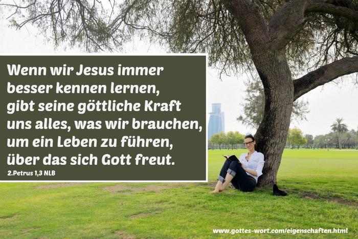 2.Petrus 1,3