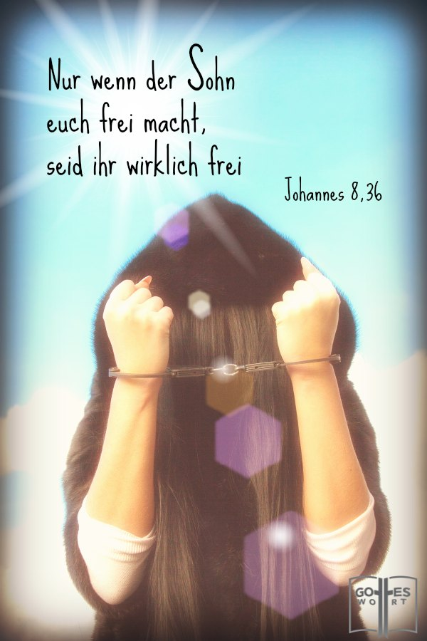 Jesus Christus erschien als Erlöser um uns von jedem ängstlichen Angriff durch die Autorität seines Namens Befreiung zu bieten! Johannes 8,36 #angst #befreiung lese: www.gottes-wort.com/flugangst.html