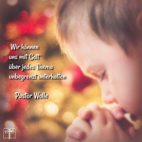 Ein Gebet ist eine persönliche Unterhaltung, ein Gespräch, mit Gott dem Vater, genehmigt durch Jesus Christus. #beten #gottesgespräch #unterhaltung #gespräch lese www.gottes-wort.com/gebete.html