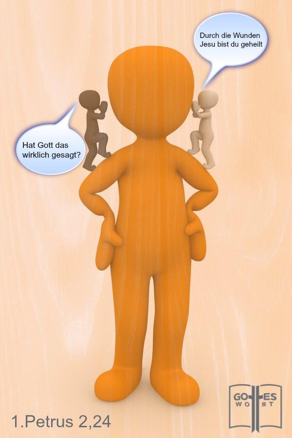 Heilung ist das vorgeschriebene Recht für jeden Christ egal mit welchen körperlichen Beschwerden man zu tun hat. #heilung #gesundheit #gottesheilung #beschwerden lese www.gottes-wort.com/heilung.html