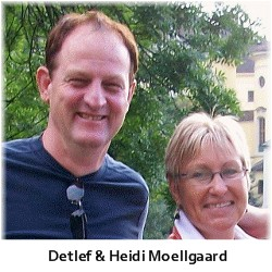 Detlef und Heidi Moellgaard
